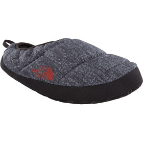 The North Face NSE Tent Mule III Shoes Men Phantom Grey Heather Print/Ketchup Red